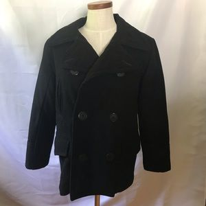 GAP Kids Pea Coat Size XL